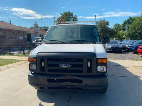 2012 Ford E-Series Cargo for sale at All Starz Auto Center Inc in Redford MI