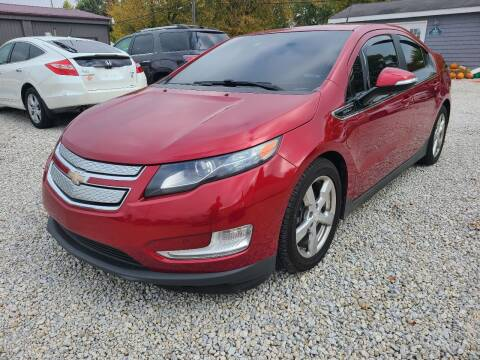2013 Chevrolet Volt for sale at Davidson Auto Deals in Syracuse IN