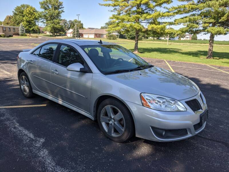 2010 Pontiac G6 for sale at Tremont Car Connection in Tremont IL