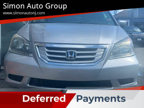 2010 Honda Odyssey for sale at Simon Auto Group in Newark NJ