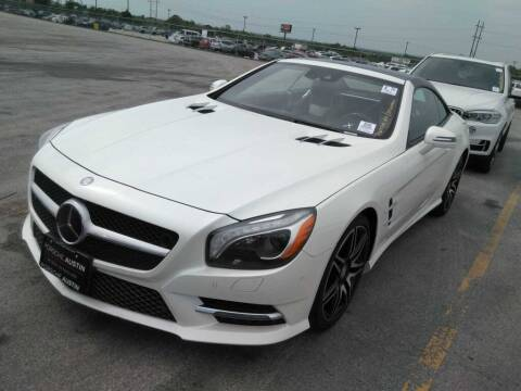 2015 Mercedes-Benz SL-Class for sale at Smart Chevrolet in Madison NC