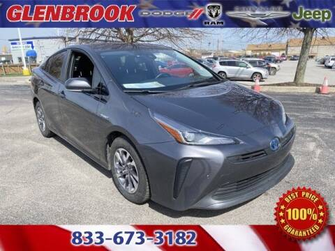 2019 Toyota Prius for sale at Glenbrook Dodge Chrysler Jeep Ram and Fiat in Fort Wayne IN