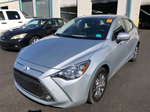 2019 Toyota Yaris for sale at Florida Fine Cars - West Palm Beach in West Palm Beach FL