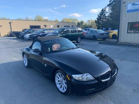 2006 BMW Z4 for sale at EMH Imports LLC in Monroe NC