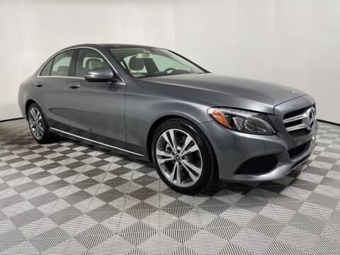 2018 Mercedes-Benz C-Class for sale at Infiniti Stuart in Stuart FL