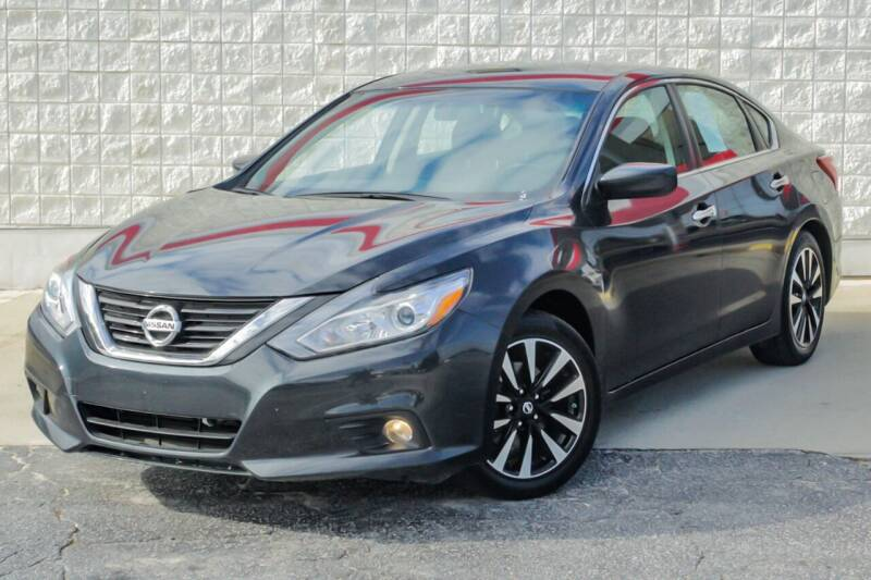 2018 Nissan Altima for sale at Cannon and Graves Auto Sales in Newberry SC