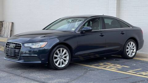2013 Audi A6 for sale at Carland Auto Sales INC. in Portsmouth VA