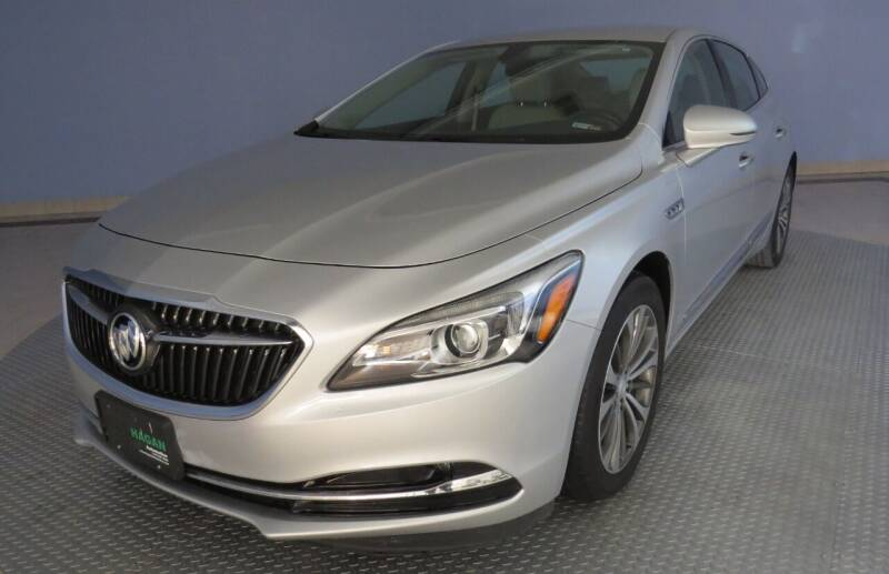 2017 Buick LaCrosse for sale at Hagan Automotive in Chatham IL