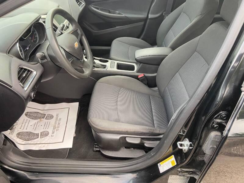 2017 Chevrolet Cruze LT Auto 4dr Sedan - Oswego NY