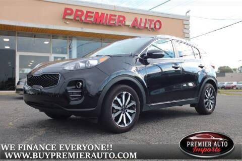 2017 Kia Sportage for sale at PREMIER AUTO IMPORTS - Temple Hills Location in Temple Hills MD