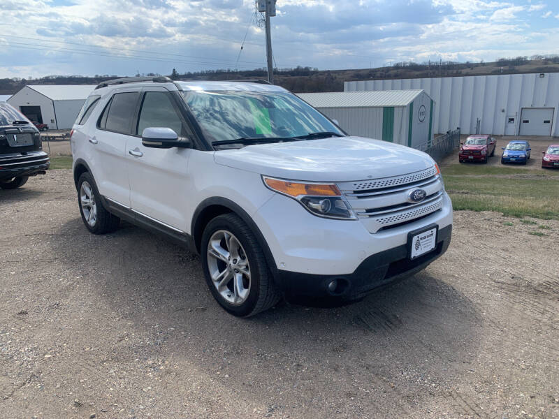 2013 Ford Explorer for sale at TRUCK & AUTO SALVAGE in Valley City ND
