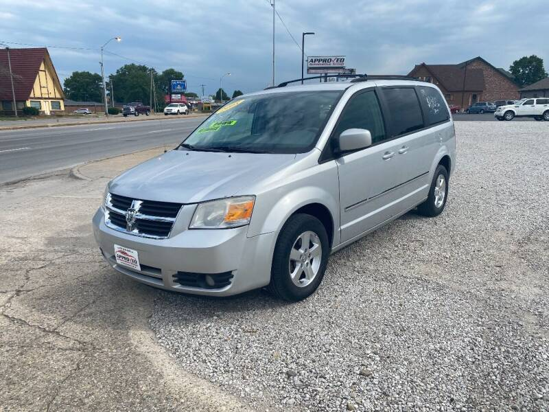2008 Dodge Grand Caravan for sale at Approved Automotive Group in Terre Haute IN