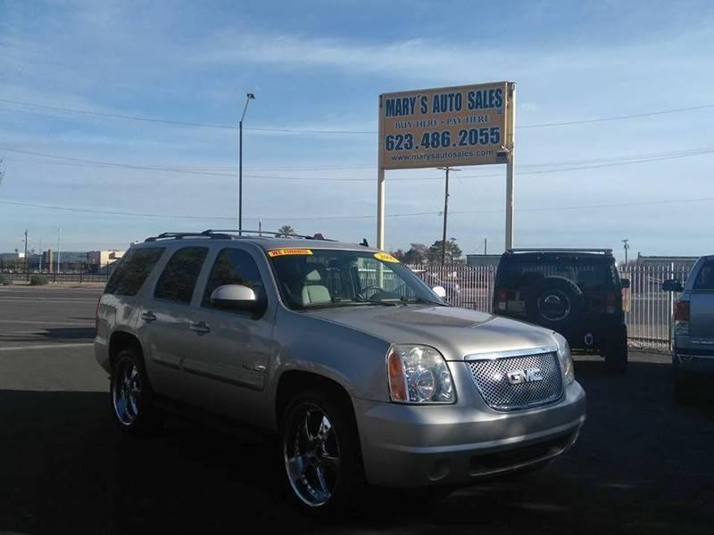 2007 GMC Yukon for sale at Marys Auto Sales in Phoenix AZ