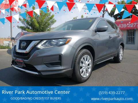 2018 Nissan Rogue for sale at River Park Automotive Center in Fresno CA