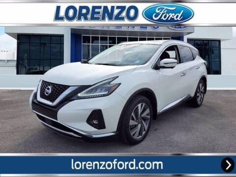 2019 Nissan Murano for sale at Lorenzo Ford in Homestead FL