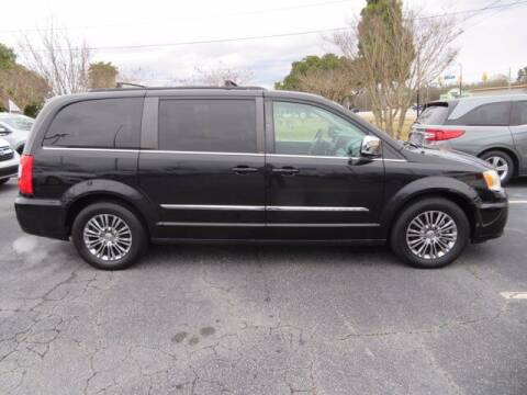 2014 Chrysler Town and Country for sale at DICK BROOKS PRE-OWNED in Lyman SC