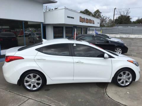 2013 Hyundai Elantra for sale at Moye's Auto Sales Inc. in Leesburg FL