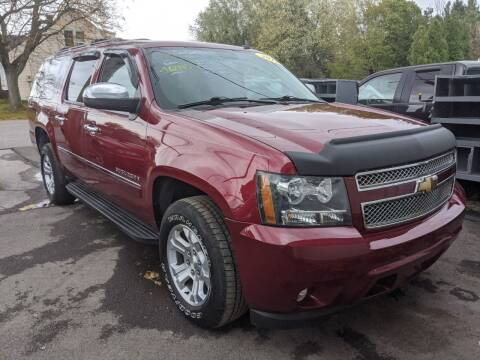 2011 Chevrolet Suburban for sale at Peter Kay Auto Sales in Alden NY