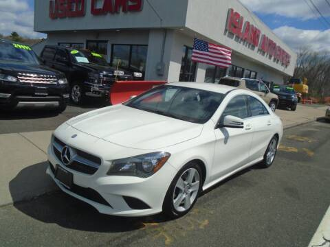 2015 Mercedes-Benz CLA for sale at Island Auto Buyers in West Babylon NY