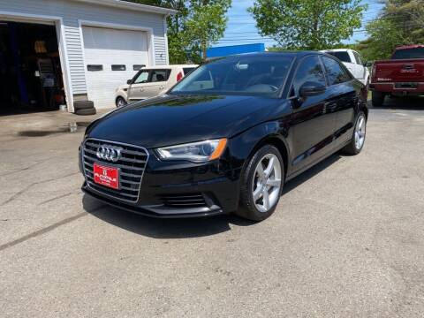 2016 Audi A3 for sale at AutoMile Motors in Saco ME