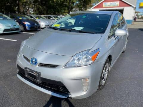 2014 Toyota Prius for sale at 1A Auto Sales in Walpole MA