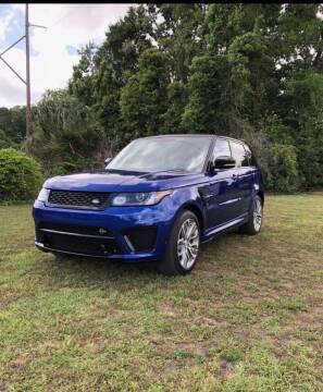 2015 Land Rover Range Rover Sport for sale at Global Motors 313 in Detroit MI