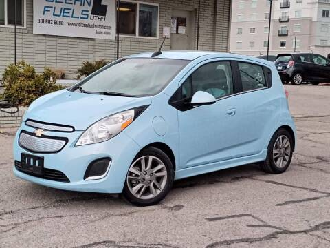 2015 Chevrolet Spark EV for sale at Clean Fuels Utah - SLC in Salt Lake City UT