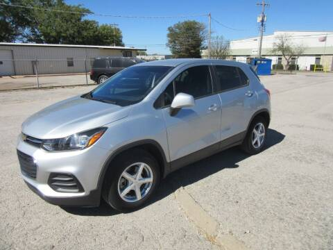 2017 Chevrolet Trax for sale at Grays Used Cars in Oklahoma City OK