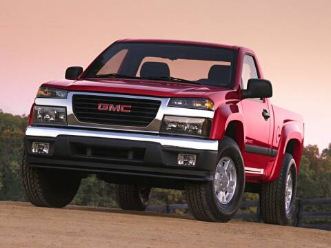 2005 GMC Canyon for sale at TTC AUTO OUTLET/TIM'S TRUCK CAPITAL & AUTO SALES INC ANNEX in Epsom NH
