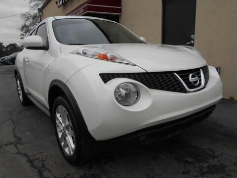 2014 Nissan JUKE for sale at AutoStar Norcross in Norcross GA