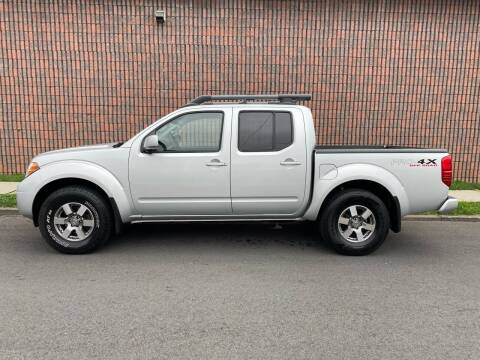 2012 Nissan Frontier for sale at G1 AUTO SALES II in Elizabeth NJ