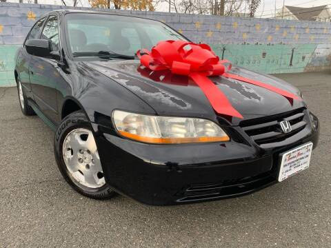 2002 Honda Accord for sale at Speedway Motors in Paterson NJ