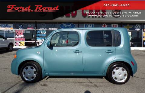 2009 Nissan cube for sale at Ford Road Motor Sales in Dearborn MI