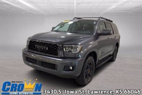 2020 Toyota Sequoia for sale at Crown Automotive of Lawrence Kansas in Lawrence KS