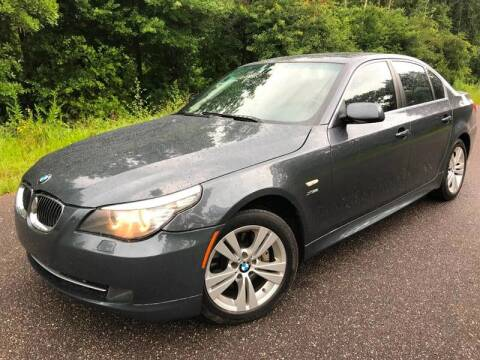 2009 BMW 5 Series for sale at Next Autogas Auto Sales in Jacksonville FL