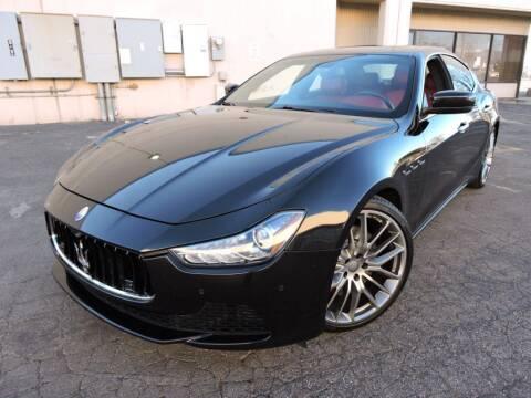 2014 Maserati Ghibli for sale at PK MOTORS GROUP in Las Vegas NV
