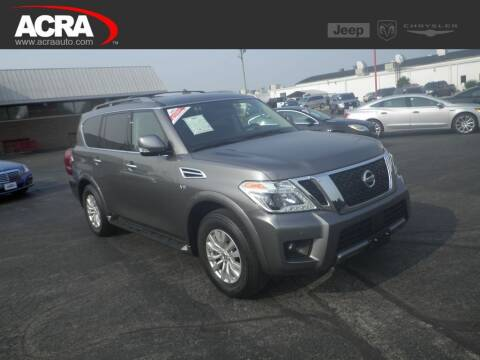 2019 Nissan Armada for sale at BuyRight Auto in Greensburg IN