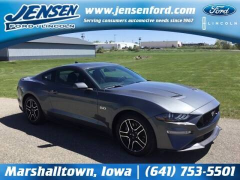 2021 Ford Mustang for sale at JENSEN FORD LINCOLN MERCURY in Marshalltown IA
