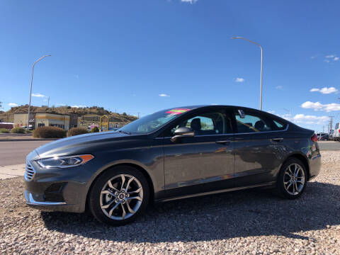 2020 Ford Fusion for sale at 1st Quality Motors LLC in Gallup NM