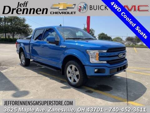 2019 Ford F-150 for sale at Jeff Drennen GM Superstore in Zanesville OH
