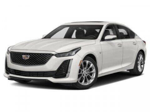 2020 Cadillac CT5 for sale at BIG STAR HYUNDAI in Houston TX