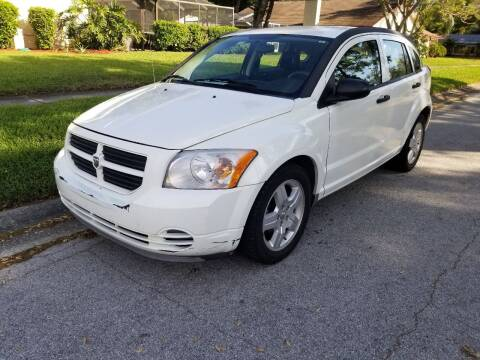 2008 Dodge Caliber for sale at Low Price Auto Sales LLC in Palm Harbor FL