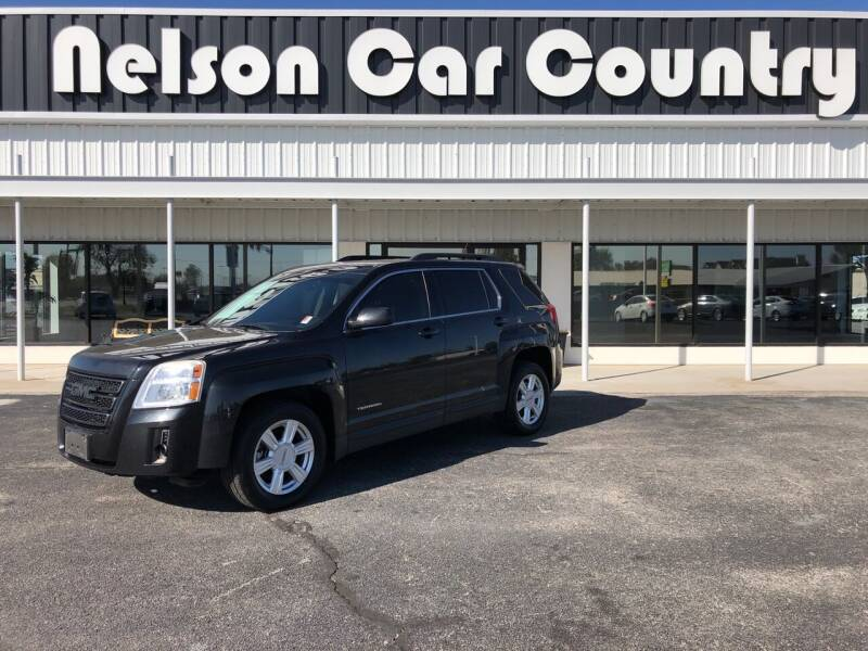 2014 GMC Terrain for sale at Nelson Car Country in Bixby OK