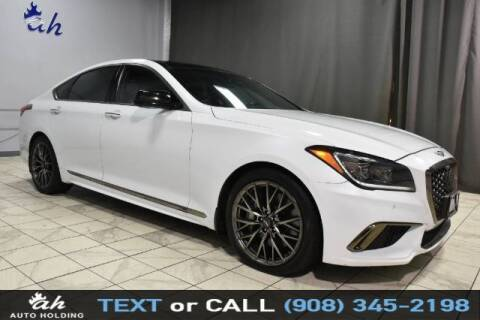 2018 Genesis G80 for sale at AUTO HOLDING in Hillside NJ