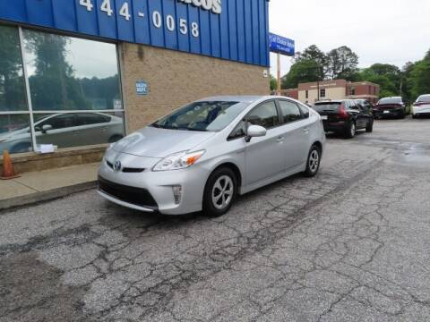 2015 Toyota Prius for sale at Southern Auto Solutions - 1st Choice Autos in Marietta GA