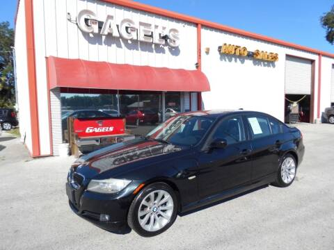 2011 BMW 3 Series for sale at Gagel's Auto Sales in Gibsonton FL