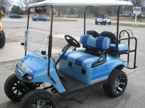 2017 E-Z-GO Golf Cart