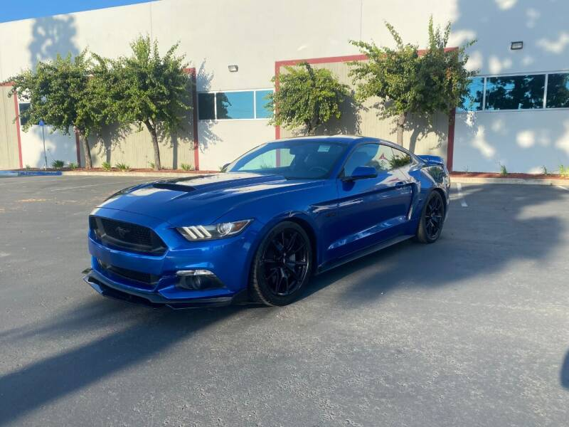 2017 Ford Mustang for sale at Ideal Autosales in El Cajon CA