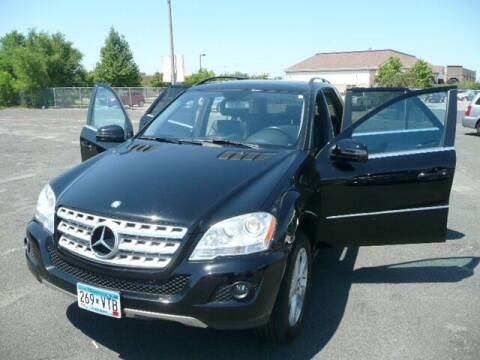 2011 Mercedes-Benz M-Class for sale at Prospect Auto Sales in Osseo MN