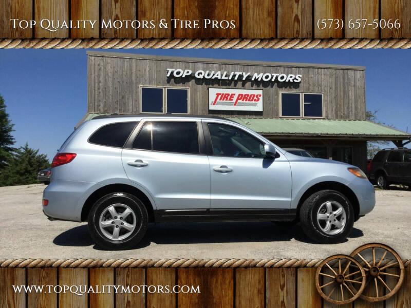 2008 Hyundai Santa Fe for sale at Top Quality Motors & Tire Pros in Ashland MO